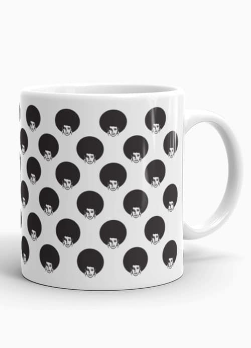 Funk girl mug coffee mug gift